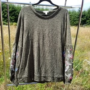 NWT XXL sweater top